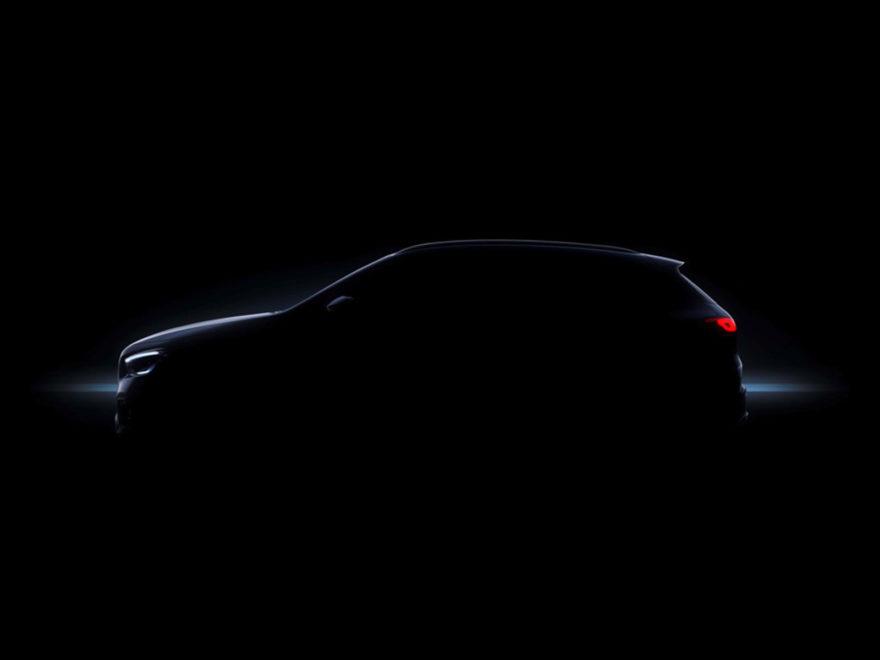 Mercedes Gla 2020 Teaser 1