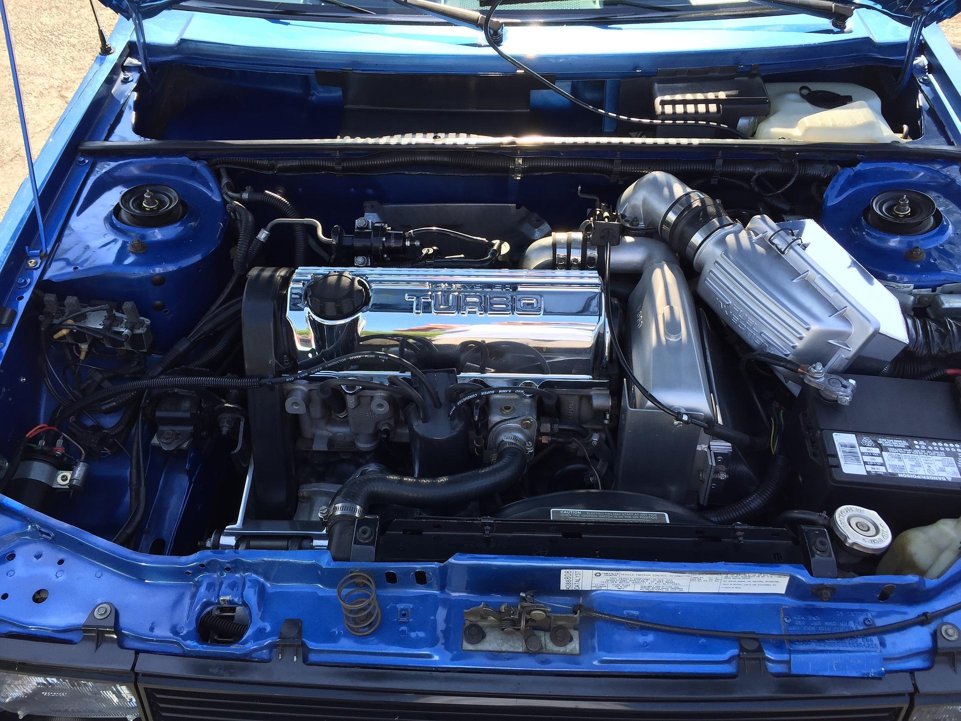 Motor Coche Turbo