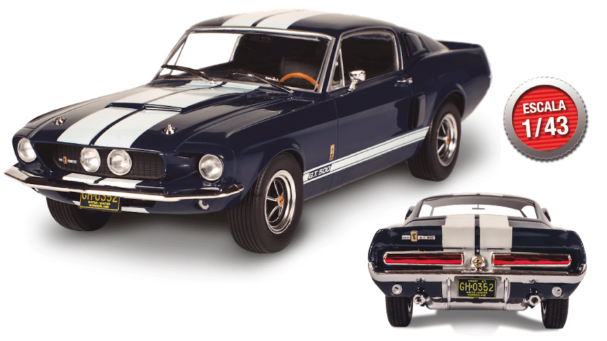 Muscle Cars Coleccion7
