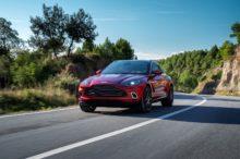 Nuevo Aston Martin DBX: llega el primer SUV de la marca inglesa repleto de lujo y exclusividad