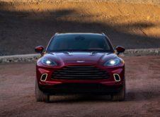 Nuevo Aston Martin Dbx9