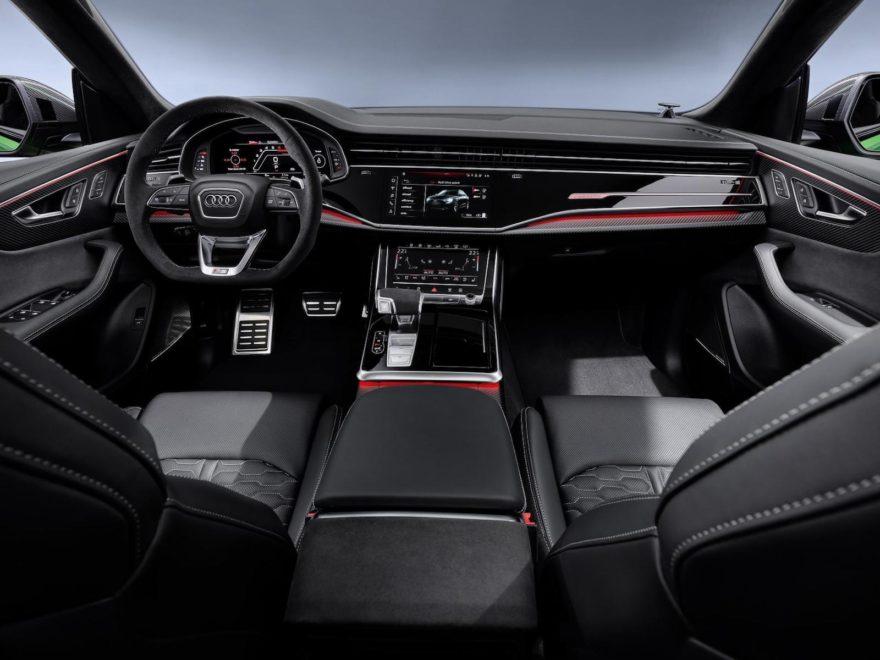 Nuevo Audi Rs Q8 13