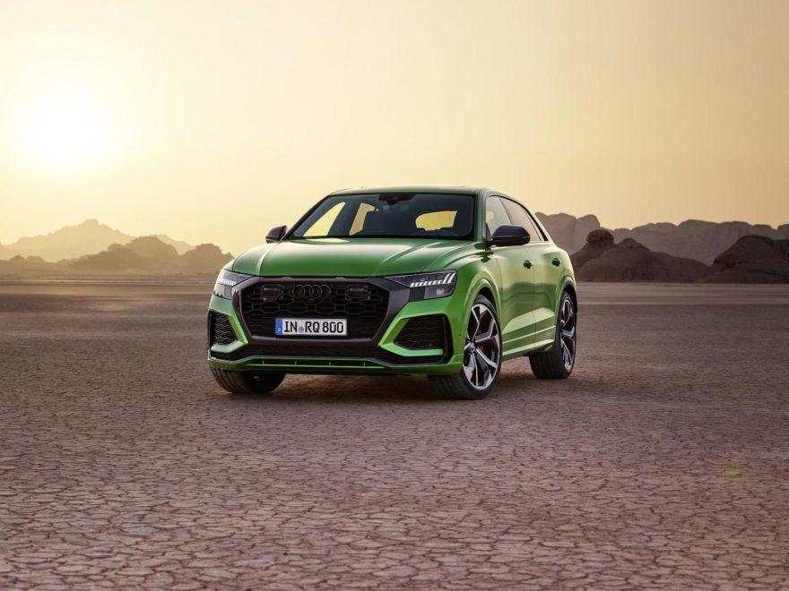 Nuevo Audi Rs Q8 5