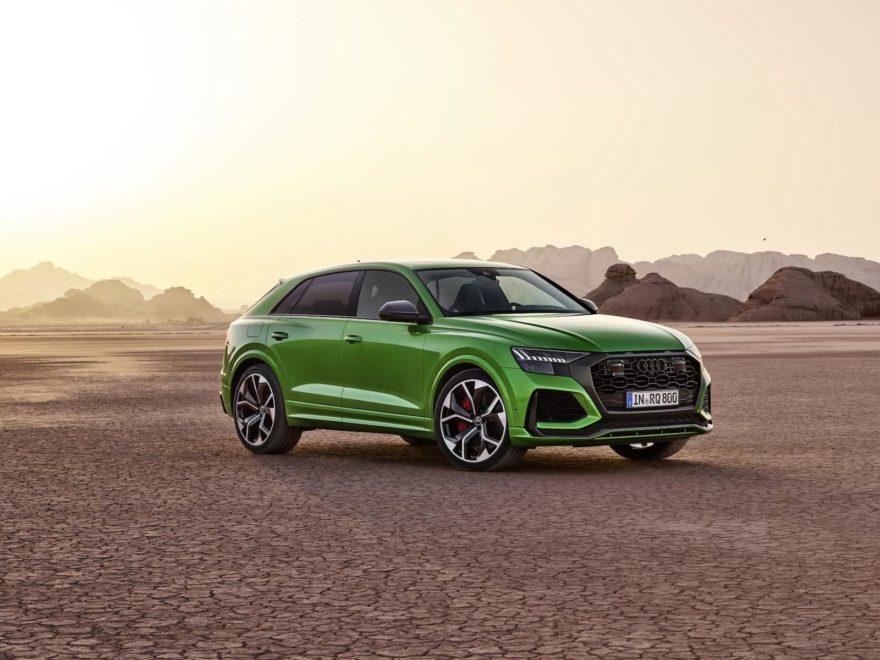 Nuevo Audi Rs Q8 6