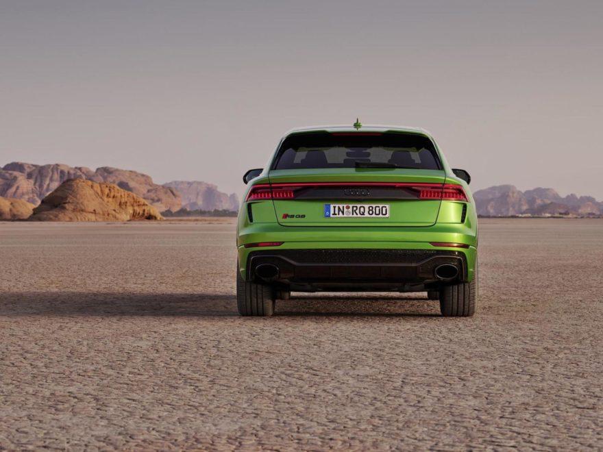 Nuevo Audi Rs Q8 8