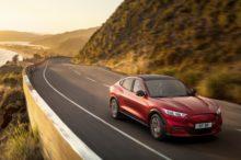 Ford Mustang Mach-E: llega el primer modelo 100% eléctrico de la marca basado en el Ford Mustang