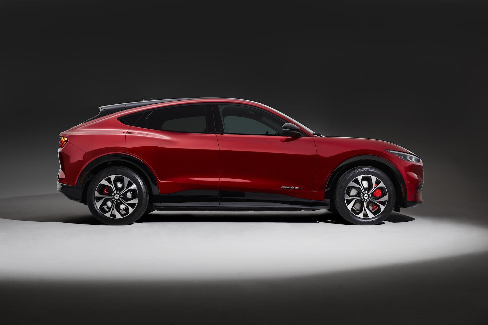 Nuevo Ford Mustang Mache E 10