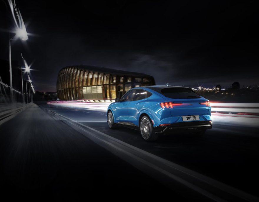 Nuevo Ford Mustang Mache E 17