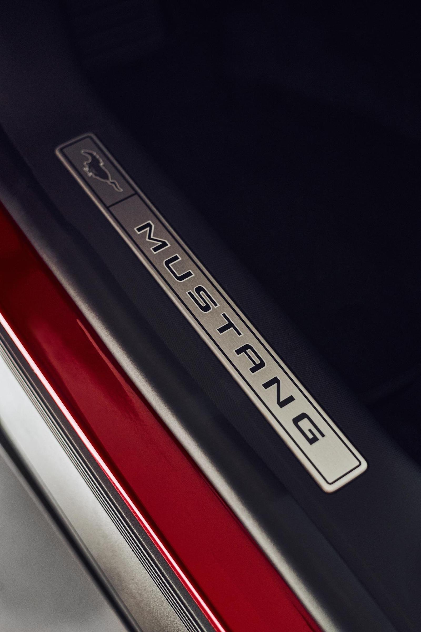 Nuevo Ford Mustang Mache E 21