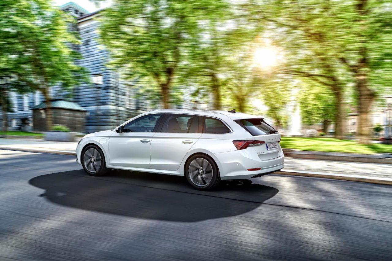 Nuevo Škoda Octavia Novedades 4