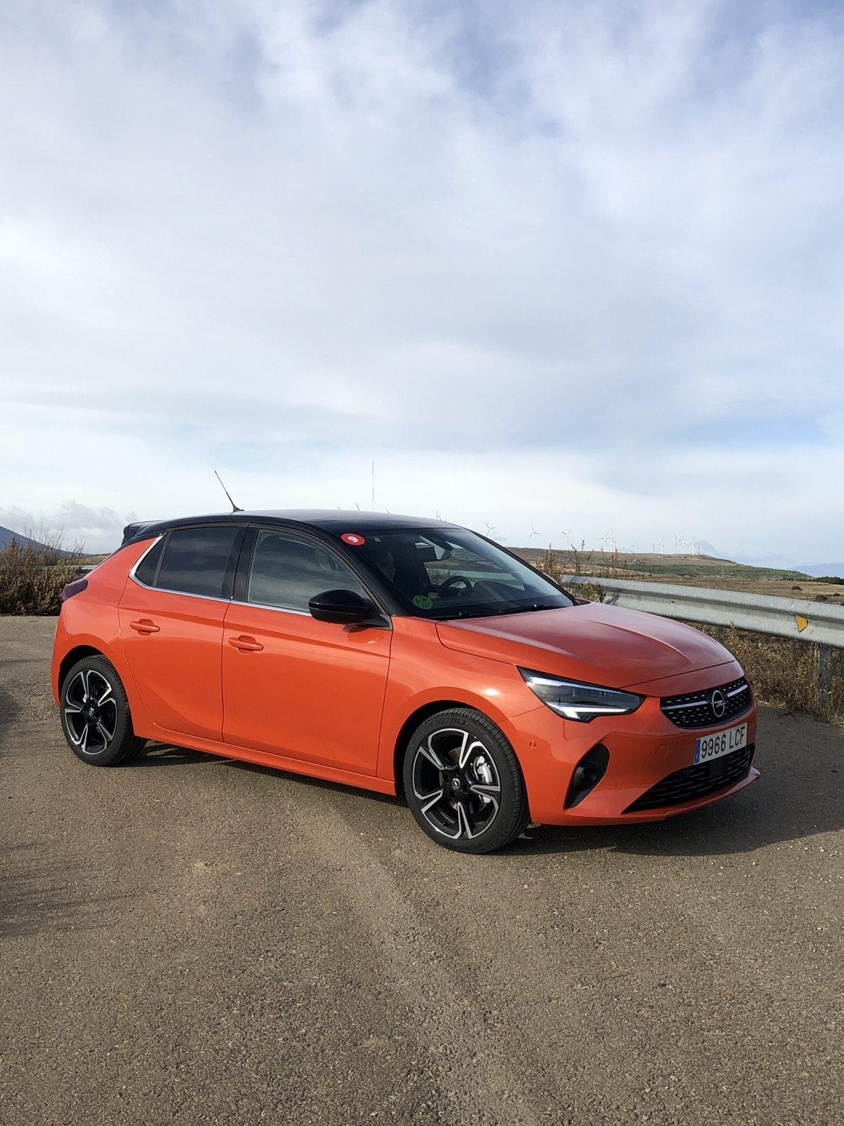 Opel Corsa 2020 11