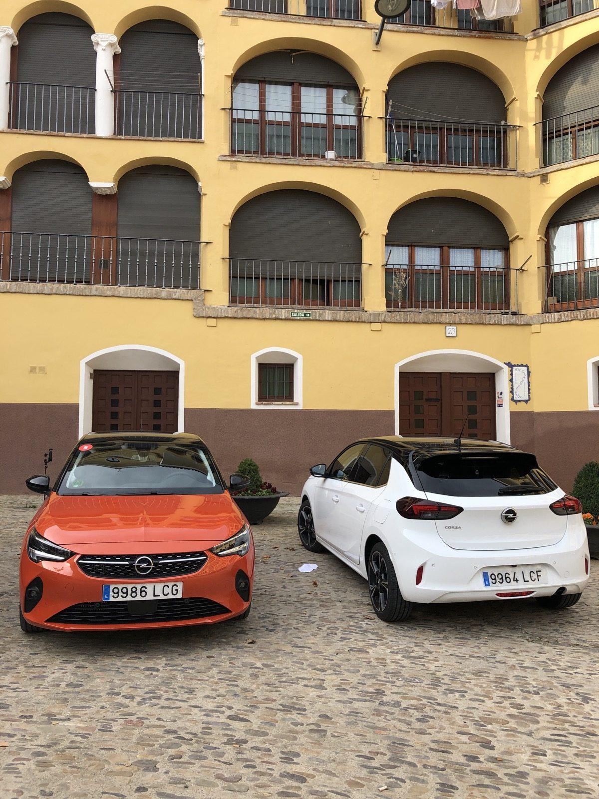 Opel Corsa 2020 17