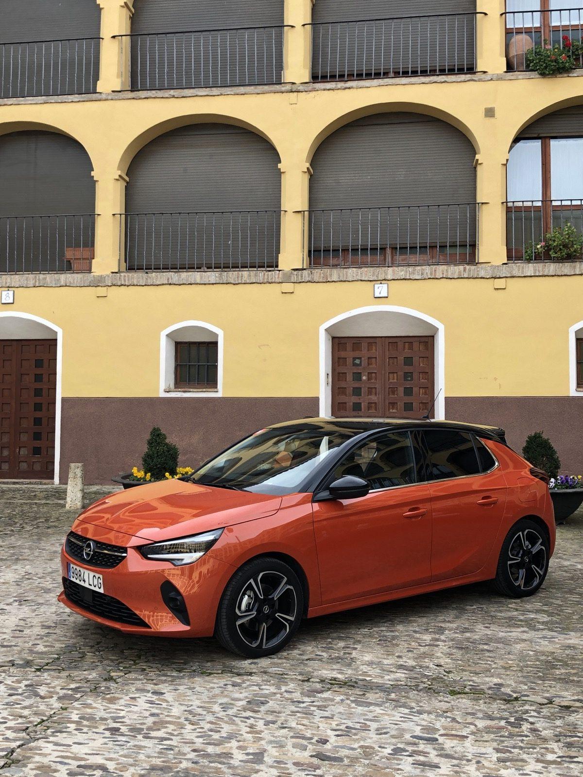 Opel Corsa 2020 19