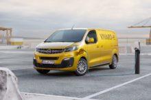 Opel Vivaro-e, la alternativa eléctrica para un transporte limpio
