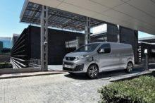 Peugeot e-Expert, el hermano francés del Opel e-Vivaro que llegará en 2020