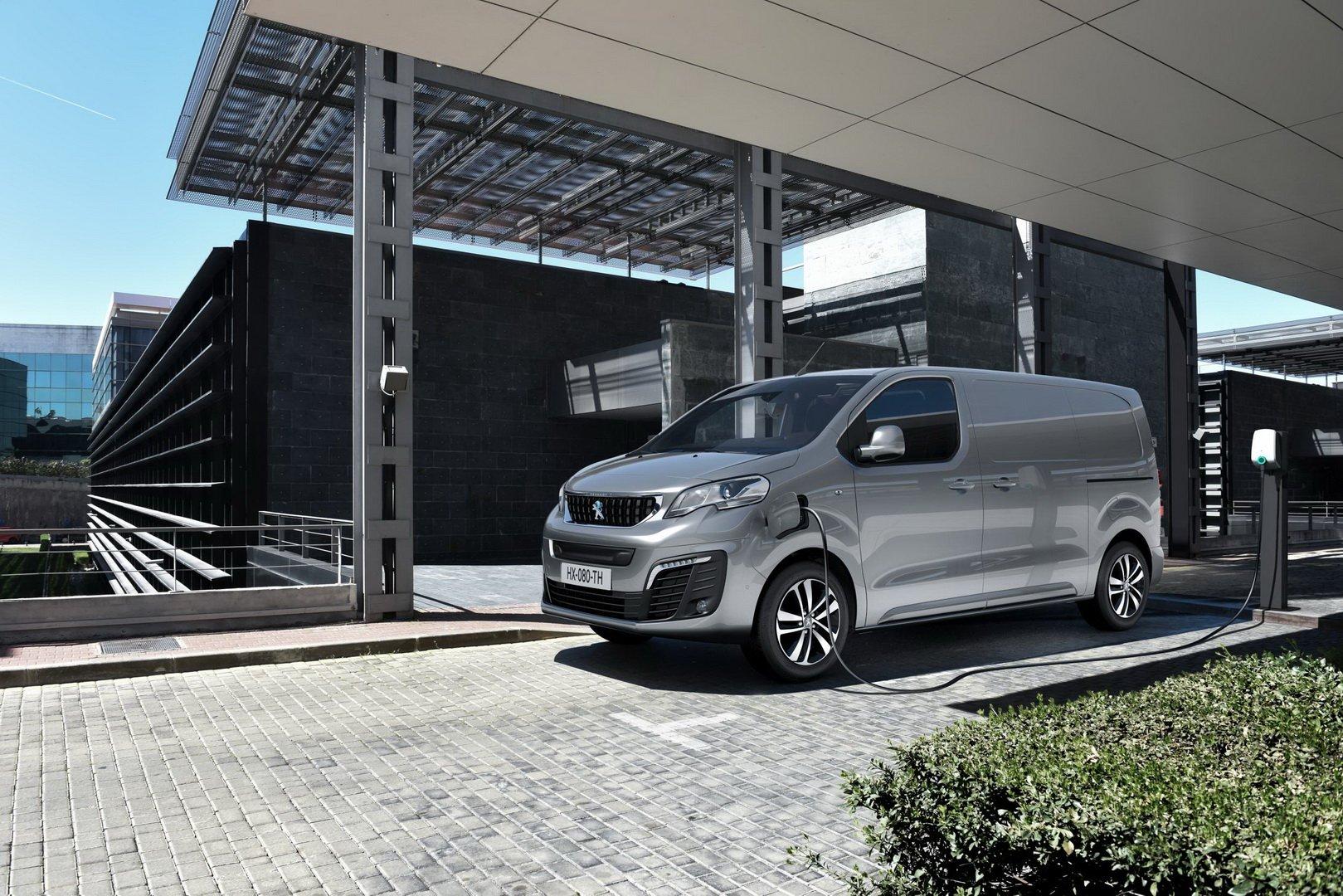 Peugeot E Expert 2020