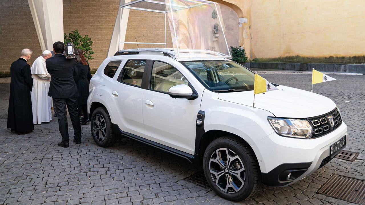 Presentacion Dacia Duster Papamovil