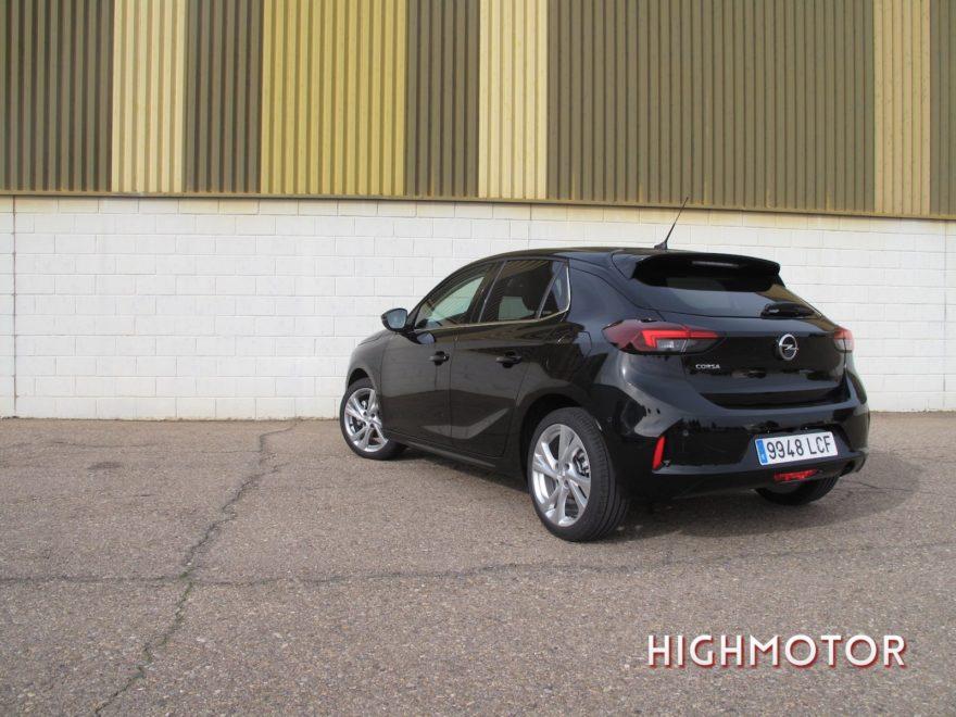 Prueba Opel Corsa4