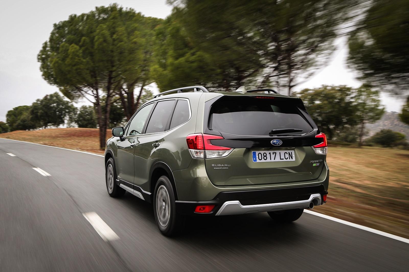 Prueba Subaru Forester Eco Hybrid (9)