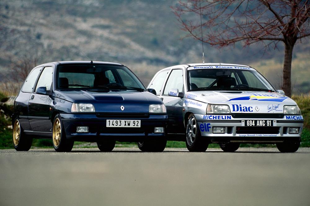 Renault Clio Williams Rallye