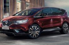 Renault Espace 2020, nueva versión con una imagen más actual y atractiva