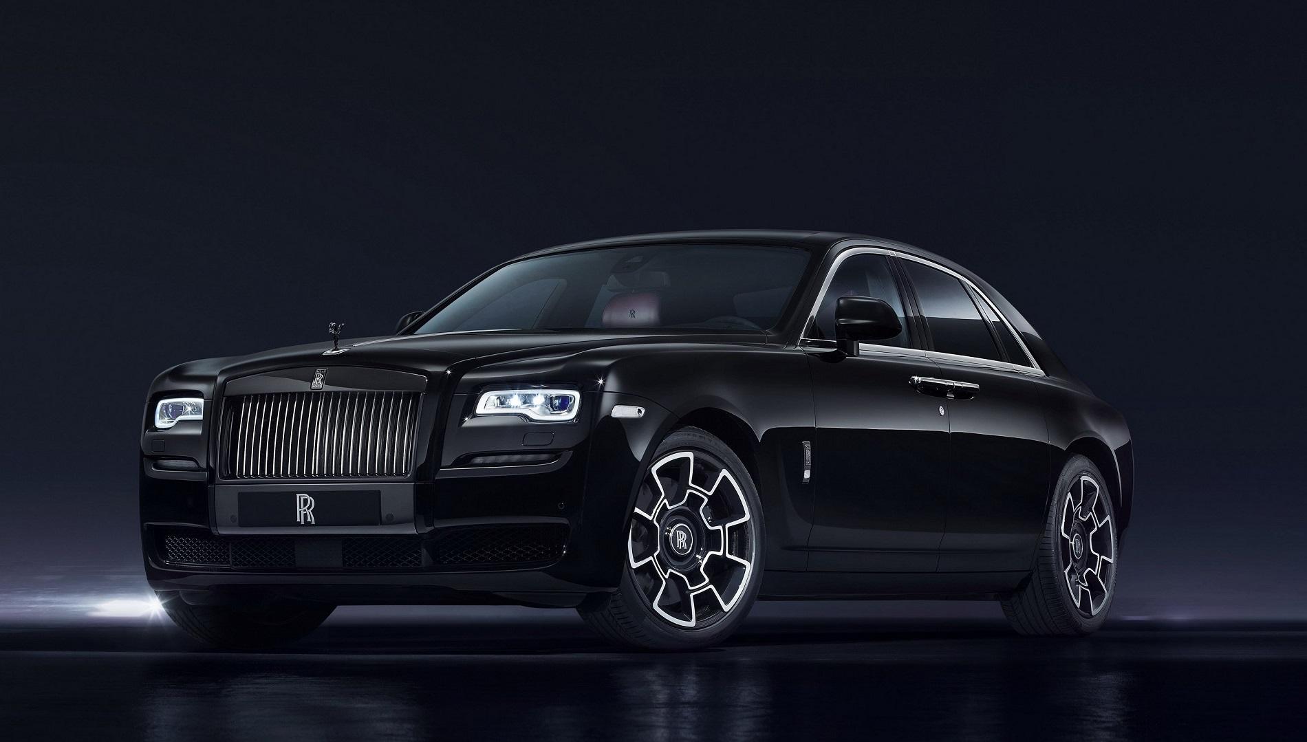 Rolls Royce Ghost Black Badge