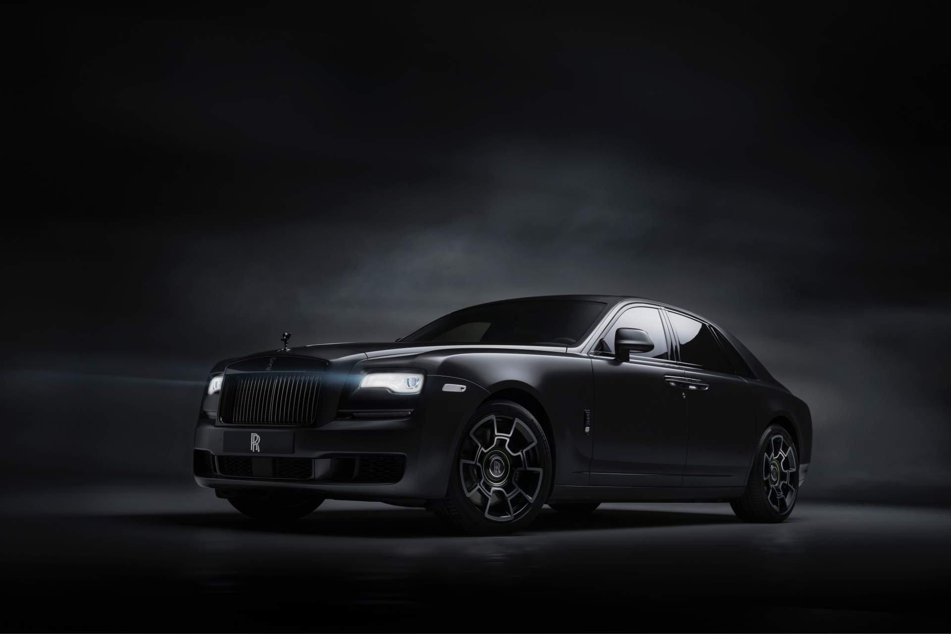 Rolls Royce Sucesor Ghost 1