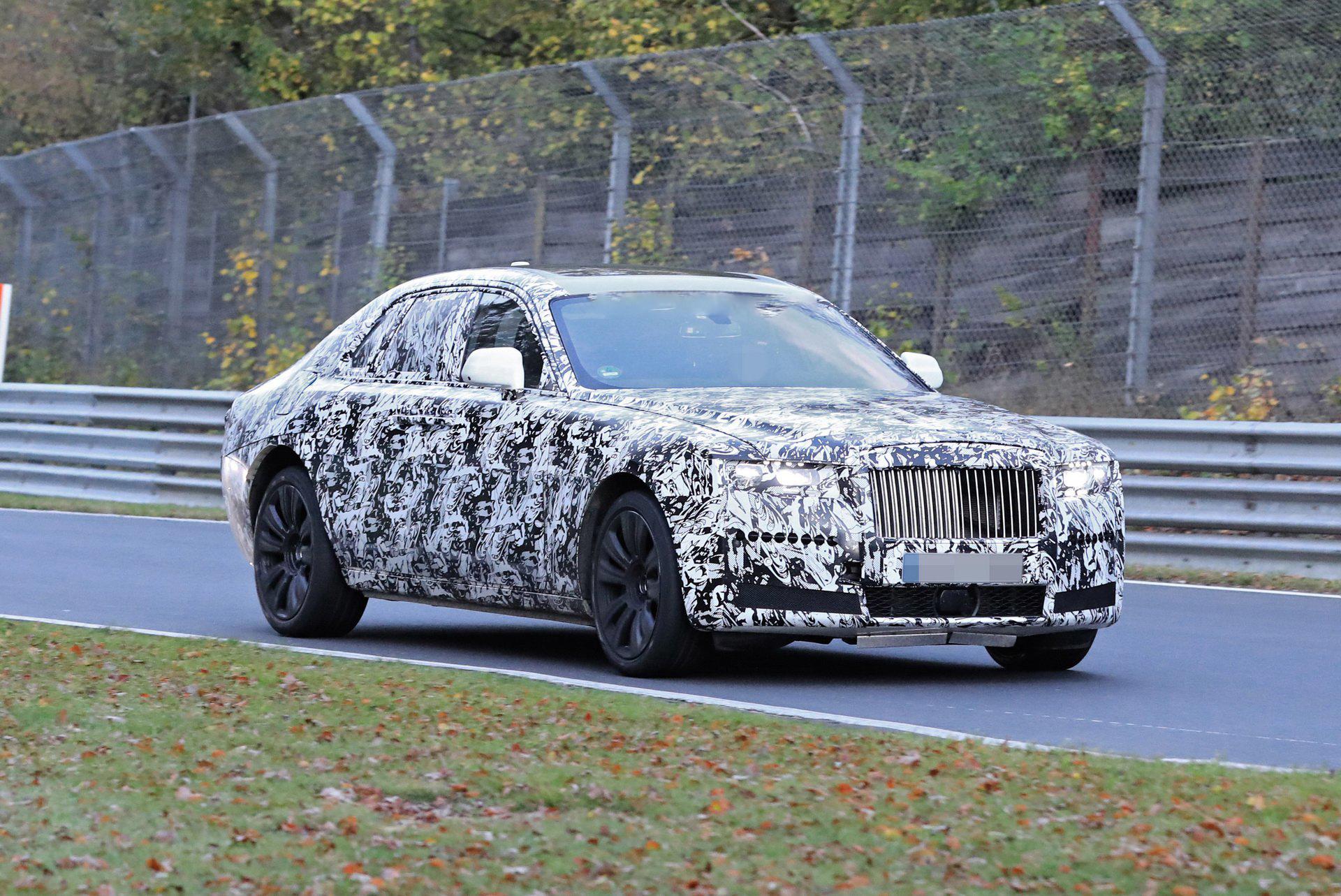Rolls Royce Sucesor