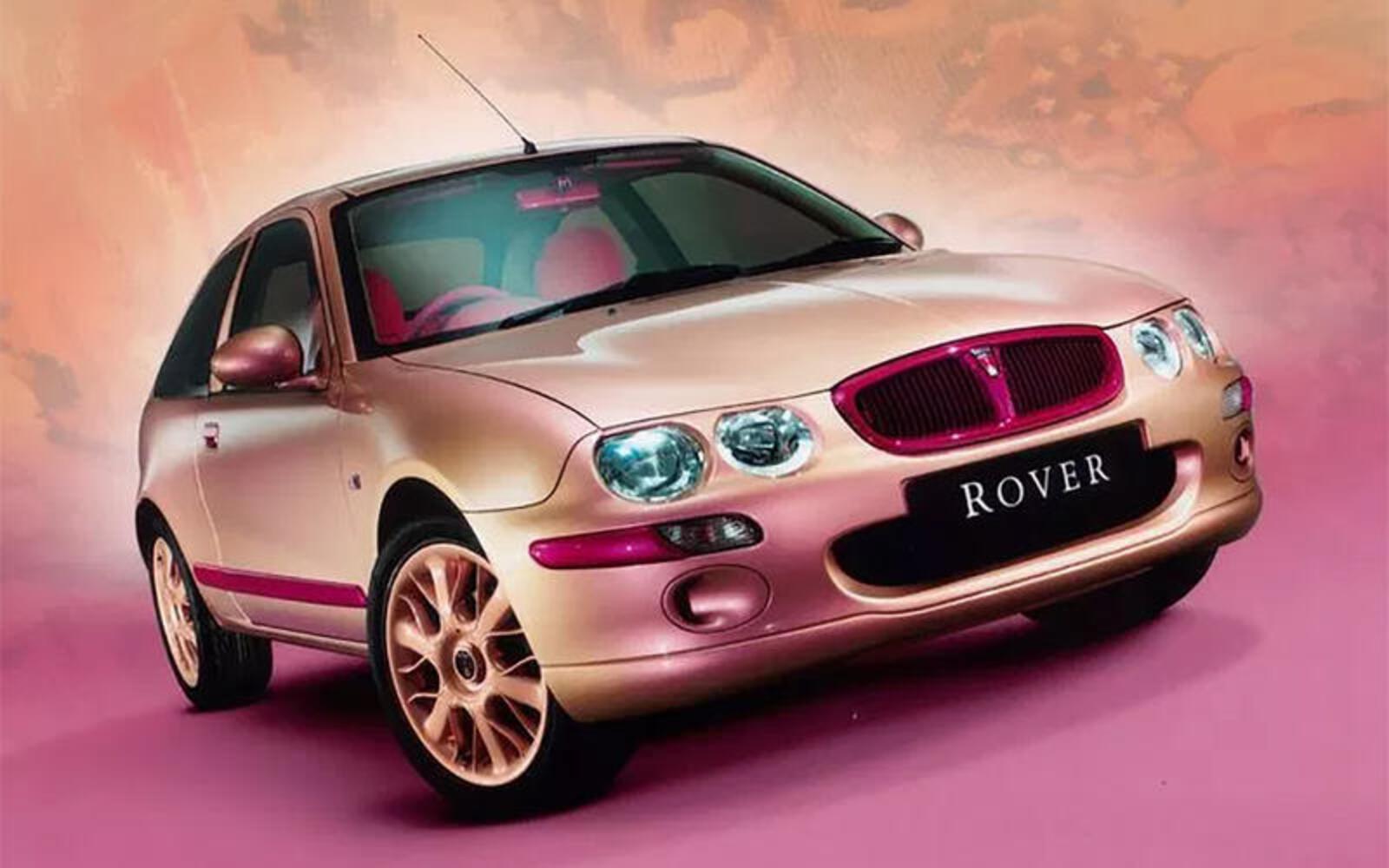 Rover 25 Art Car