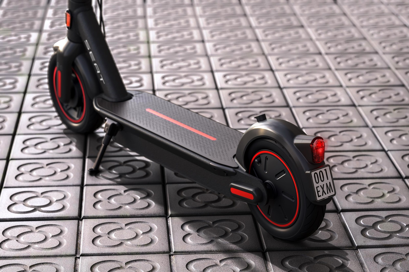 Seat E Scooter 3