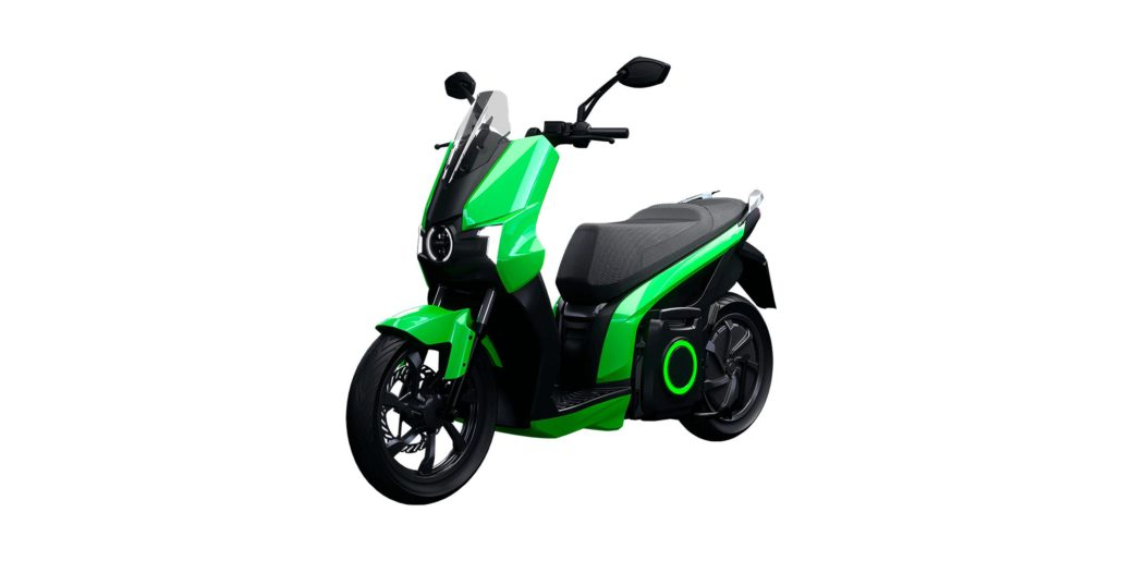 Seat Escooter 2
