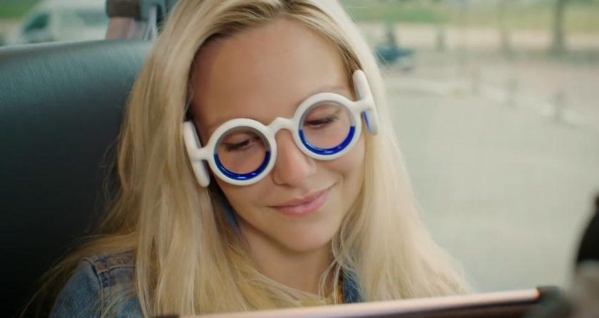 Seetroen Gafas Antimareo 4