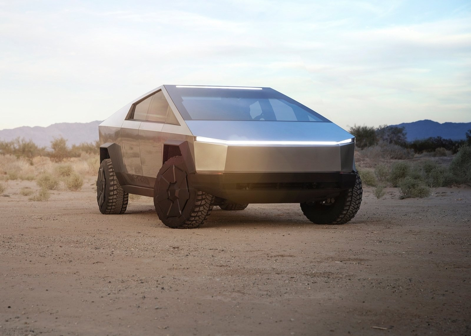 Tesla Cybertruck (4)
