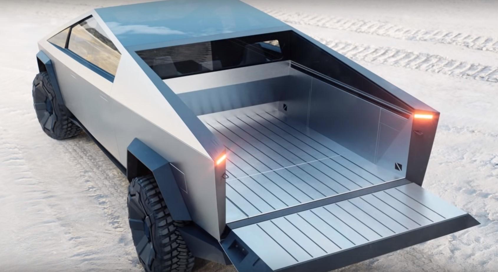 Tesla Cybertruck Característica 4