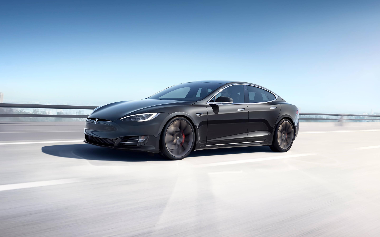 Tesla Model S Autonomia