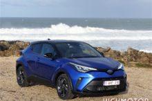 Presentación y prueba Toyota C-HR 2020, esperada renovación del SUV híbrido