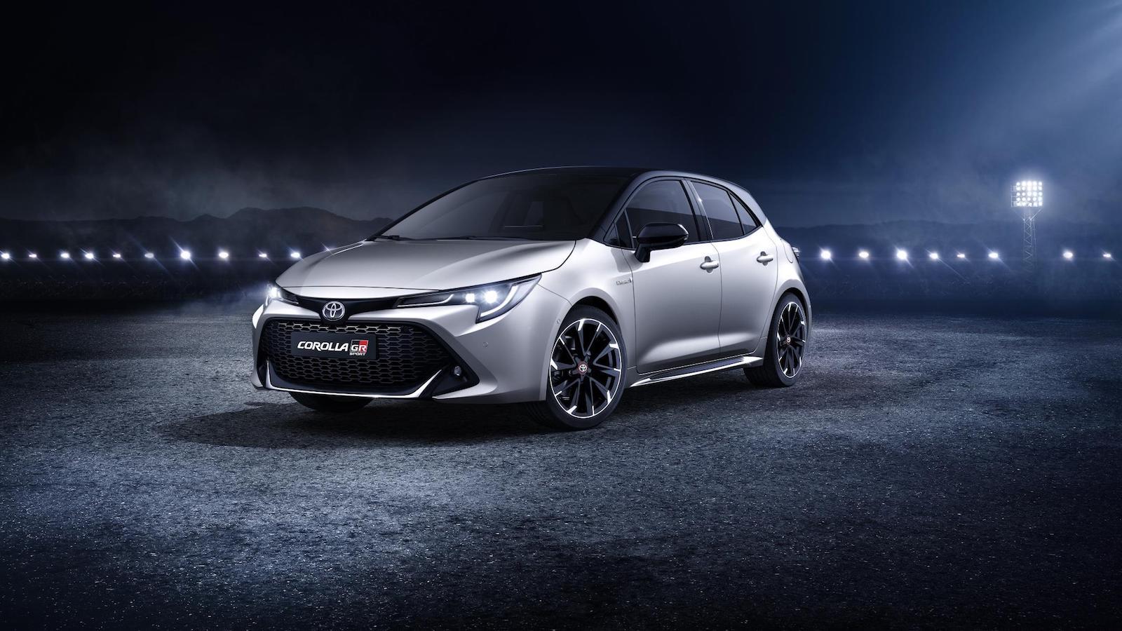 Toyota Corolla Gr Sport (1)