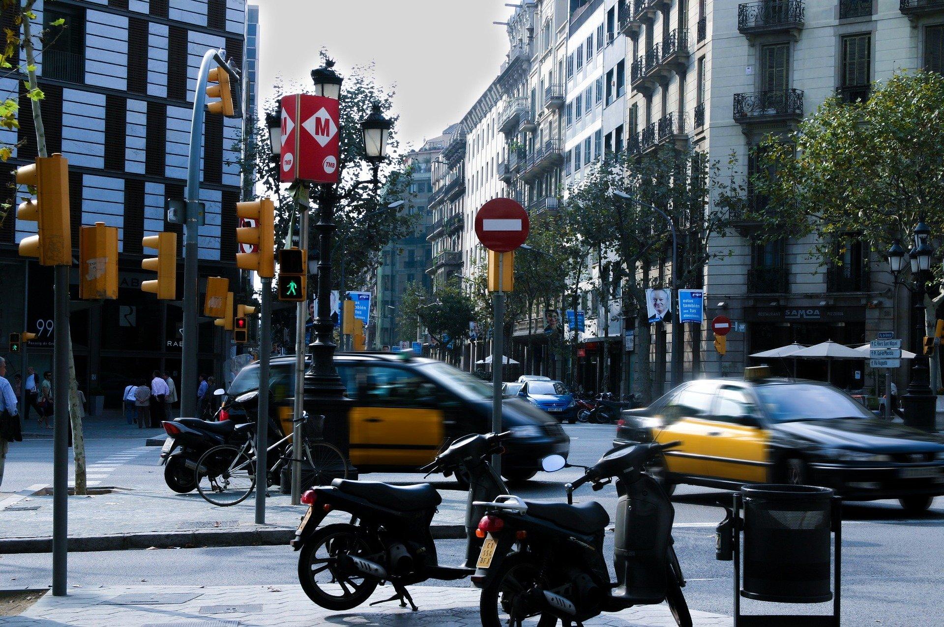 Trafico Barcelona Nuevos Radares