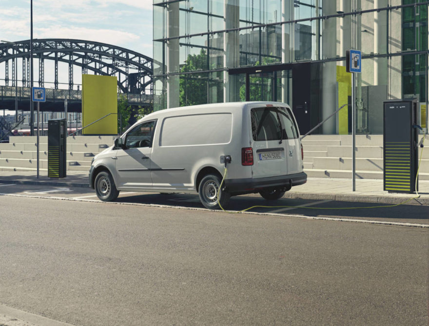 Volkswagen Caddy Electrico Abt 4