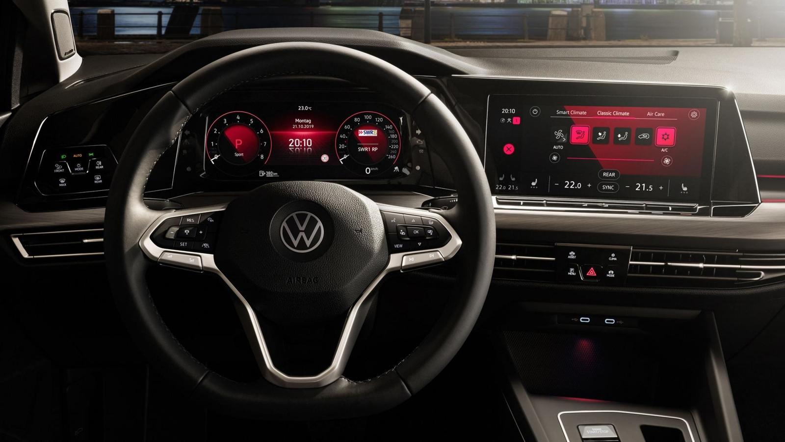 Volkswagen Golf 2020 (1)
