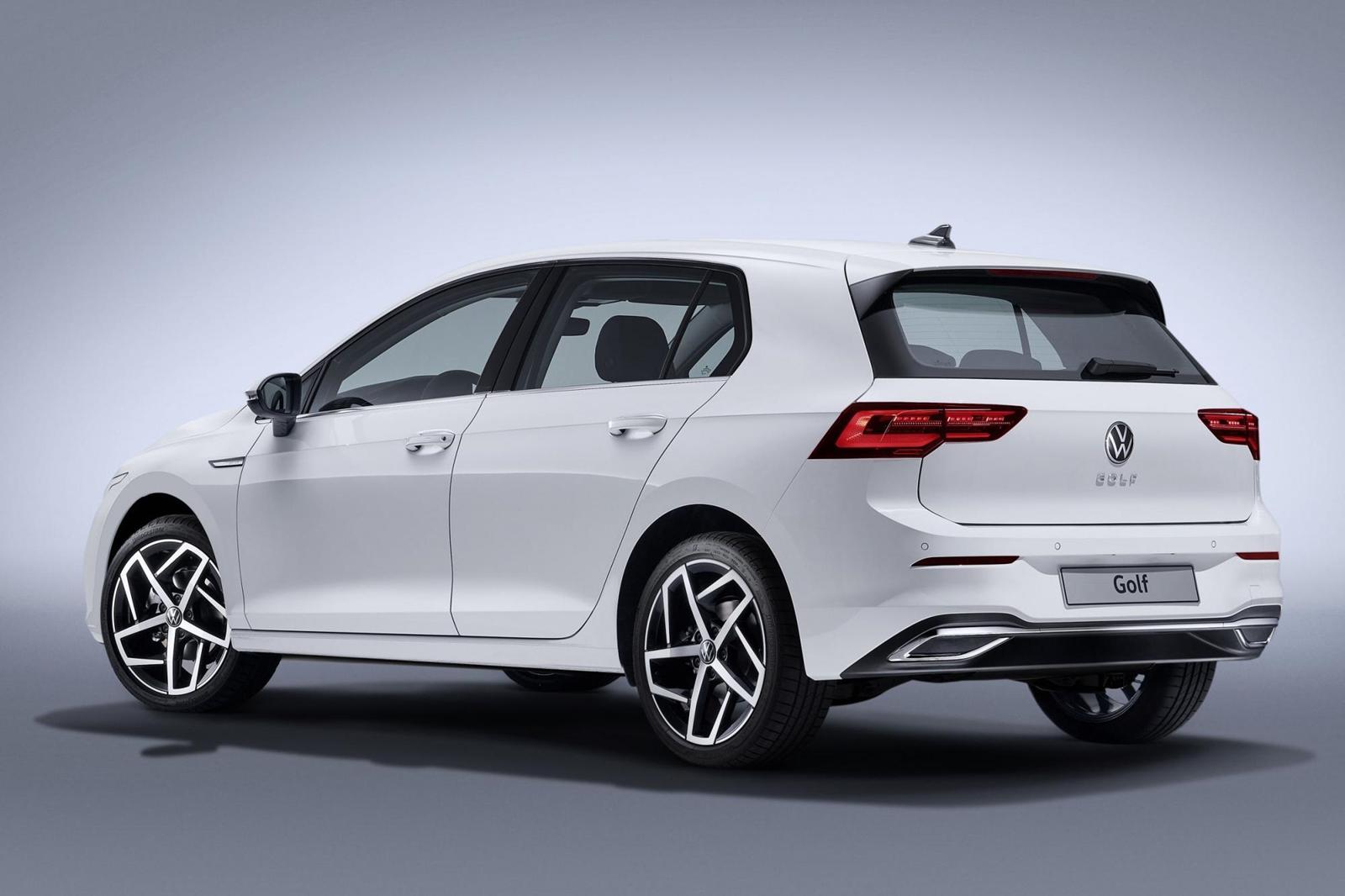 Volkswagen Golf 2020 (6)