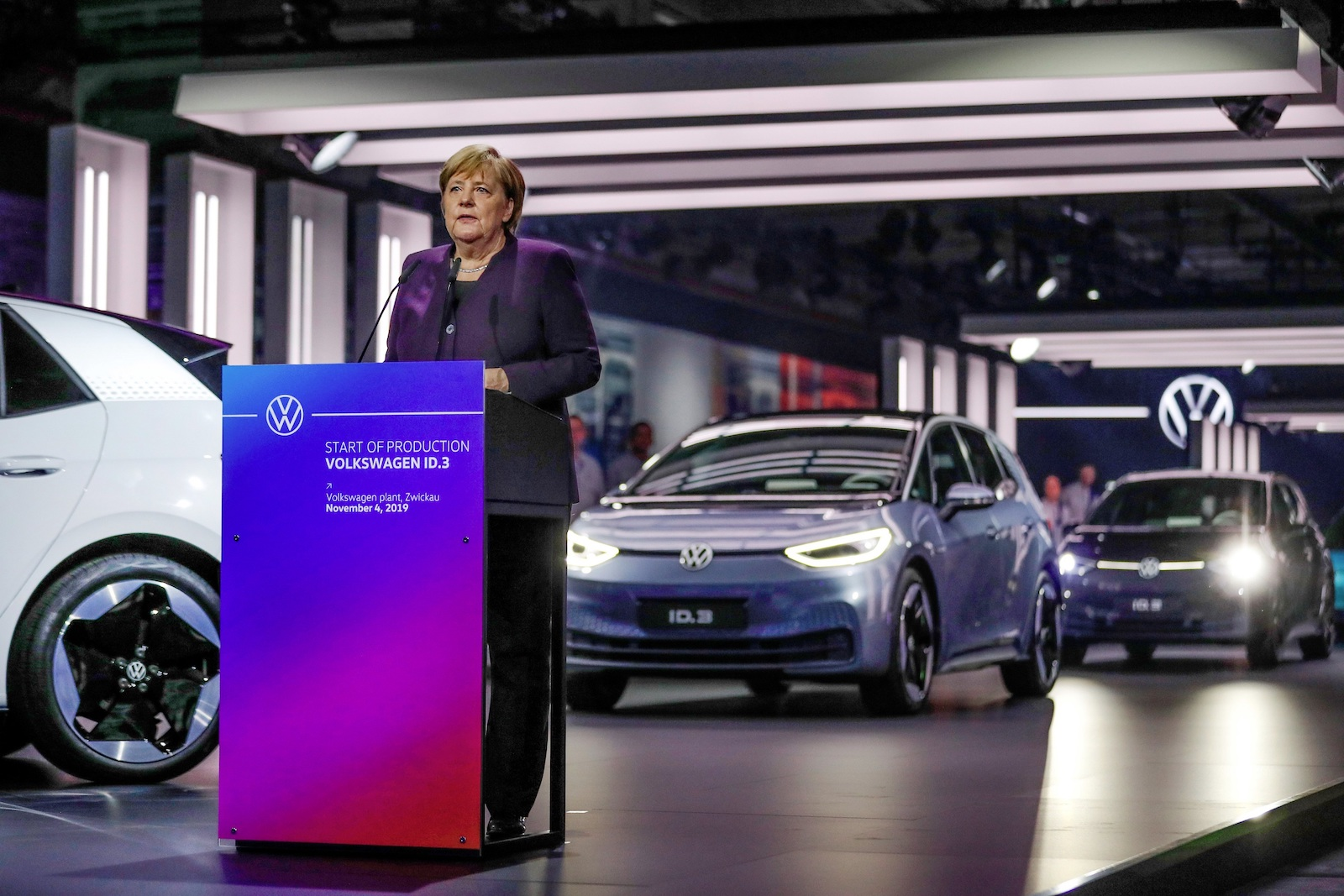 Volkswagen Initiates System Changeover To E Mobility ñ Product