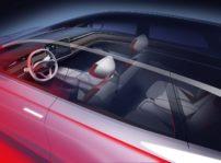 Volkswagen Id Space Vizzion Concept Los Angeles (1)
