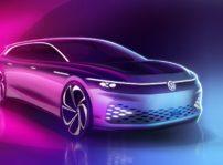 Volkswagen Id Space Vizzion Concept Los Angeles (2)