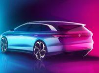 Volkswagen Id Space Vizzion Concept Los Angeles (4)