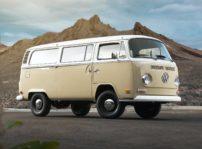Volkswagen Type 2 Bus 1972 Motor Electrico (1)
