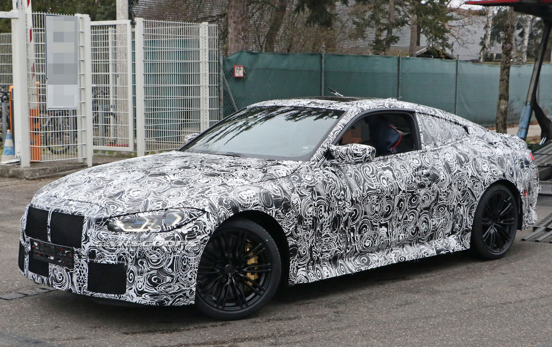 2021 Bmw M4 Coupe 8