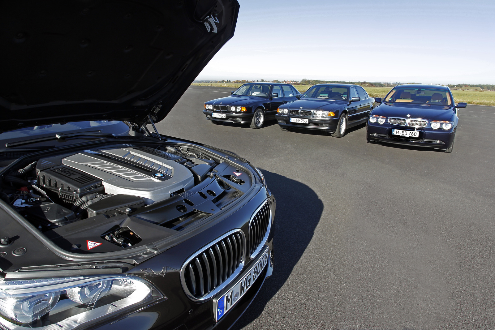 25 Years Of Bmw 12 C