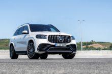 Nuevo Mercedes-AMG GLS 63 4MATIC+, lujo y deportividad juntos en un SUV de siete plazas