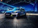 Audi RS4-R ABT, todo un sueño para la policía, una pesadilla para los delincuentes